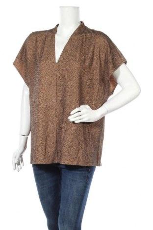 Дамска блуза Sussan, Размер XXL, Цвят Бежов, 72% полиестер, 24% вискоза, 4% еластан, Цена 17,96лв.