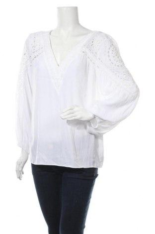 Дамска блуза Sussan, Размер L, Цвят Бял, Полиестер, Цена 39,90лв.