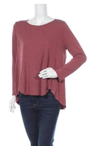 Дамска блуза Sussan, Размер L, Цвят Червен, 70% вискоза, 30% полиестер, Цена 8,50лв.