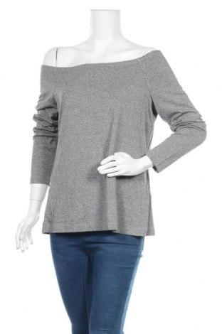 Дамска блуза Sussan, Размер L, Цвят Сив, 92% вискоза, 8% еластан, Цена 15,96лв.
