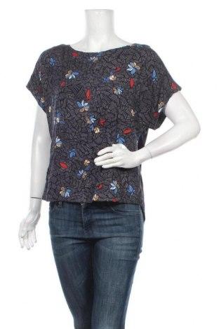 Дамска блуза Sussan, Размер L, Цвят Син, 65% вискоза, 35% полиестер, Цена 19,95лв.