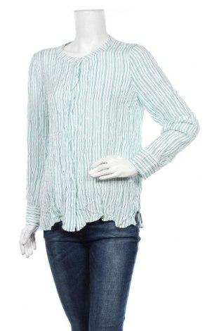 Дамска блуза Sussan, Размер XL, Цвят Бял, Вискоза, Цена 17,01лв.
