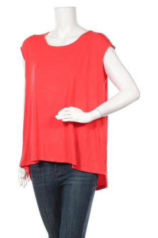 Дамска блуза Sussan, Размер L, Цвят Червен, 95% вискоза, 5% еластан, Цена 14,96лв.