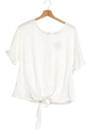Дамска блуза Sussan, Размер XS, Цвят Бял, 55% памук, 44% полиестер, 1% еластан, Цена 16,07лв.