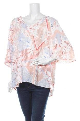 Γυναικεία μπλούζα Suzanne Grae, Μέγεθος XL, Χρώμα Πολύχρωμο, 96% πολυεστέρας, 4% ελαστάνη, Τιμή 10,49€