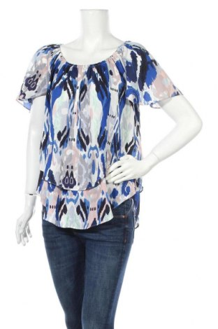 Γυναικεία μπλούζα Suzanne Grae, Μέγεθος L, Χρώμα Πολύχρωμο, Πολυεστέρας, Τιμή 9,35€