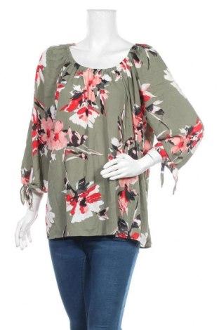 Γυναικεία μπλούζα Suzanne Grae, Μέγεθος XL, Χρώμα Πολύχρωμο, Τιμή 10,52€