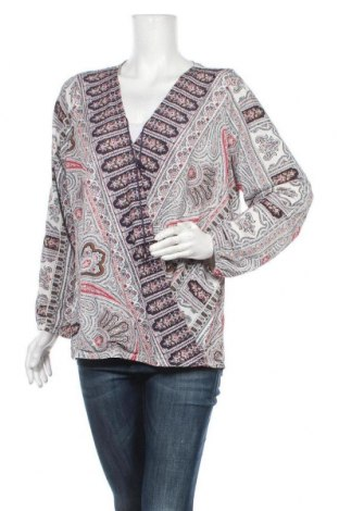 Γυναικεία μπλούζα Suzanne Grae, Μέγεθος XL, Χρώμα Πολύχρωμο, Πολυεστέρας, ελαστάνη, Τιμή 4,21€