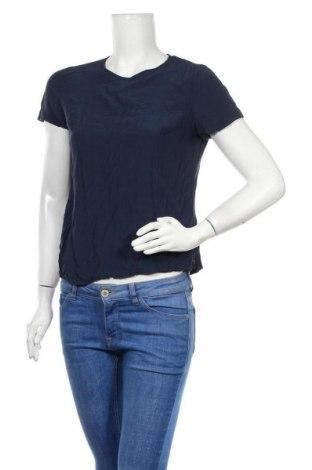 Γυναικεία μπλούζα Tommy Hilfiger, Μέγεθος S, Χρώμα Μπλέ, Τιμή 9,31€