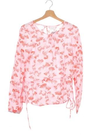 Дамска блуза Vila, Размер XS, Цвят Розов, 100% вискоза, Цена 12,39лв.
