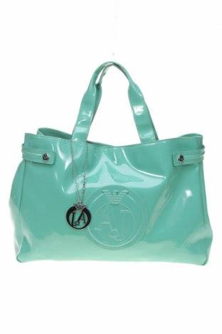 Dámská kabelka  Armani Jeans, Barva Zelená, Eko kůže, Cena  1041,00Kč