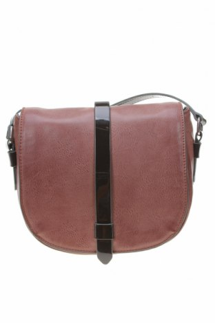 Γυναικεία τσάντα Clarks, Χρώμα Καφέ, Δερματίνη, Τιμή 24,12€