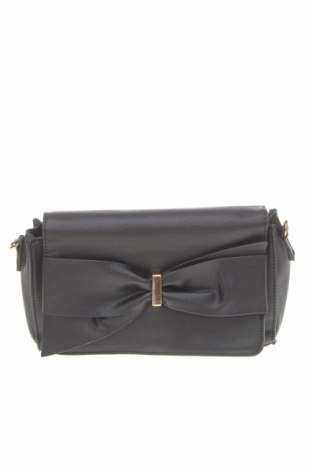 Γυναικεία τσάντα Colette By Colette Hayman, Χρώμα Μαύρο, Δερματίνη, Τιμή 14,55€