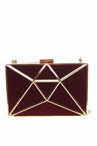 Дамска чанта Colette By Colette Hayman, Цвят Червен, Текстил, метал, Цена 46,31лв.