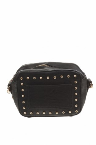 Дамска чанта Colette By Colette Hayman, Цвят Черен, Еко кожа, Цена 7,09лв.