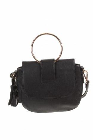 Дамска чанта Colette By Colette Hayman, Цвят Черен, Еко кожа, Цена 19,64лв.