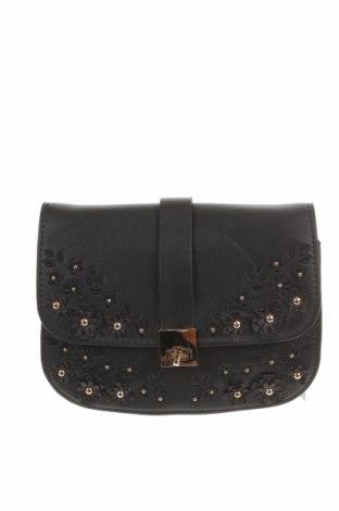 Дамска чанта Colette By Colette Hayman, Цвят Черен, Еко кожа, Цена 10,71лв.