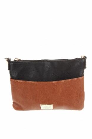 Дамска чанта Colette By Colette Hayman, Цвят Черен, Еко кожа, Цена 11,34лв.