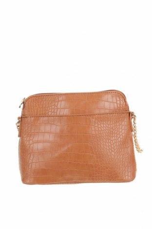 Дамска чанта Colette By Colette Hayman, Цвят Бежов, Еко кожа, Цена 10,92лв.