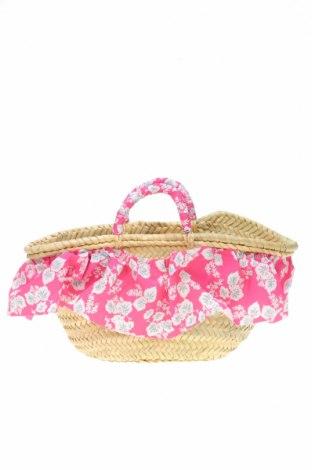 Γυναικεία τσάντα Little Celebs, Χρώμα  Μπέζ, Άλλα υλικά, Τιμή 22,81€