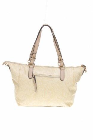Дамска чанта Milleni, Цвят Бежов, Еко кожа, Цена 49,98лв.