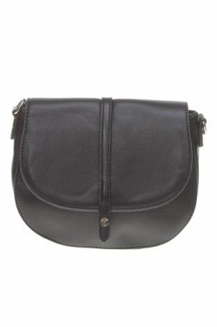 Дамска чанта Mocha, Цвят Черен, Еко кожа, Цена 43,68лв.