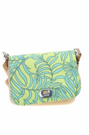 Дамска чанта O bag, Цвят Многоцветен, Полиуретан, текстил, Цена 44,25лв.