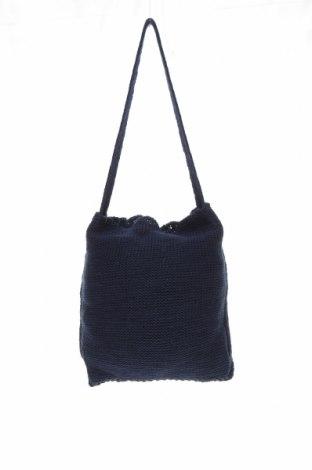 Dámská kabelka  Stefanel, Barva Modrá, Textile , Cena  584,00Kč