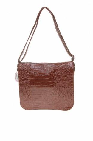 Дамска чанта Voi&Noi, Цвят Кафяв, Еко кожа, Цена 41,16лв.