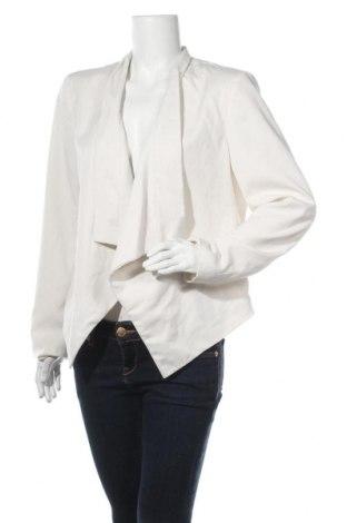 Дамска жилетка Jones Wear, Размер XL, Цвят Бял, 73% полиестер, 25% вискоза, 2% еластан, Цена 58,85лв.