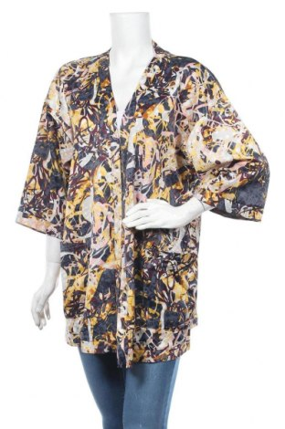 Дамска жилетка Vrs Woman, Размер XL, Цвят Многоцветен, 98% полиестер, 2% еластан, Цена 8,45лв.