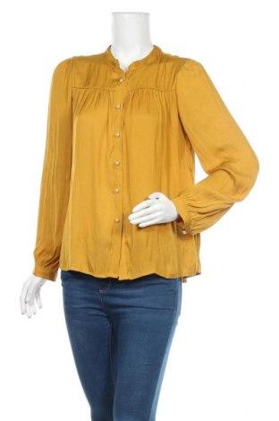 Γυναικείο πουκάμισο La Morena, Μέγεθος S, Χρώμα Κίτρινο, Πολυεστέρας, Τιμή 8,34€