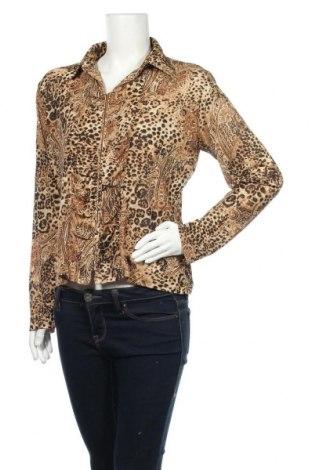 Дамска риза Casa Blanca, Размер XL, Цвят Бежов, Полиестер, Цена 6,24лв.
