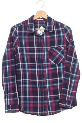 Дамска риза Hot Options, Размер XS, Цвят Многоцветен, Памук, Цена 6,05лв.