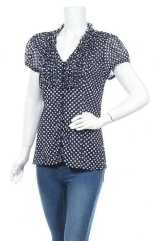 Дамска риза INC International Concepts, Размер XL, Цвят Син, Полиамид, Цена 31,92лв.