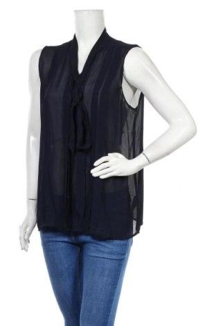 Γυναικείο πουκάμισο Tommy Hilfiger, Μέγεθος L, Χρώμα Μπλέ, Βισκόζη, Τιμή 9,74€