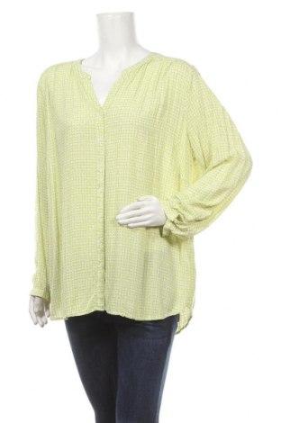 Дамска риза Via Appia, Размер XXL, Цвят Зелен, Вискоза, Цена 15,17лв.