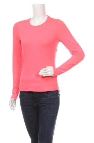 Дамска спортна блуза Active By Tchibo, Размер XS, Цвят Розов, 88% полиестер, 12% еластан, Цена 5,39лв.