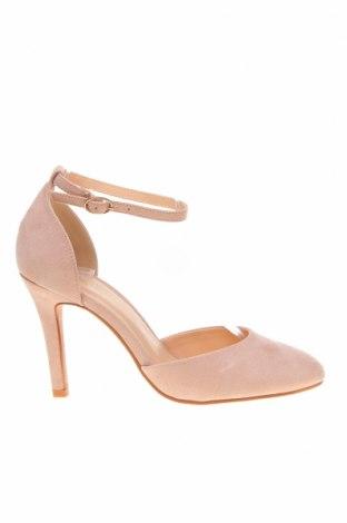 Γυναικεία παπούτσια Anna Field, Μέγεθος 38, Χρώμα Ρόζ , Κλωστοϋφαντουργικά προϊόντα, Τιμή 15,51€