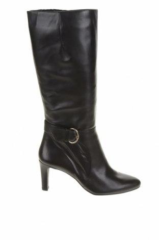 Γυναικείες μπότες Hogl, Μέγεθος 41, Χρώμα Μαύρο, Γνήσιο δέρμα, Τιμή 76,06€