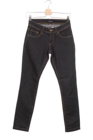Дамски дънки Chicoree, Размер XS, Цвят Син, 70% памук, 27% полиестер, 3% еластан, Цена 8,88лв.