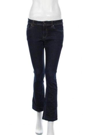 Дамски дънки Esprit, Размер S, Цвят Син, 76% памук, 22% полиестер, 2% еластан, Цена 12,69лв.