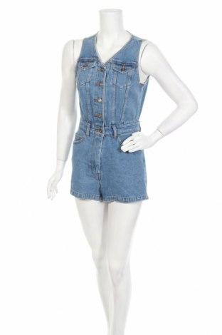 Дамски дънков гащеризон Bardot, Размер S, Цвят Син, Цена 29,40лв.
