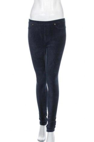 Дамски джинси Woman By Tchibo, Размер M, Цвят Син, 57% памук, 40% полиестер, 3% еластан, Цена 4,76лв.