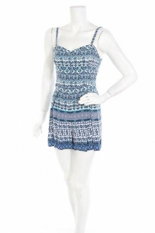 Salopetă de femei Hollister, Mărime S, Culoare Multicolor, Viscoză, Preț 21,55 Lei