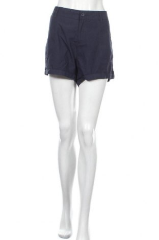 Дамски къс панталон Brilliant, Размер XL, Цвят Син, Памук, Цена 16,96лв.