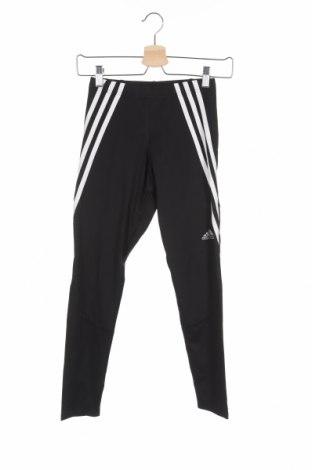 Дамски клин Adidas, Размер XS, Цвят Черен, 84% полиестер, 16% еластан, Цена 34,81лв.