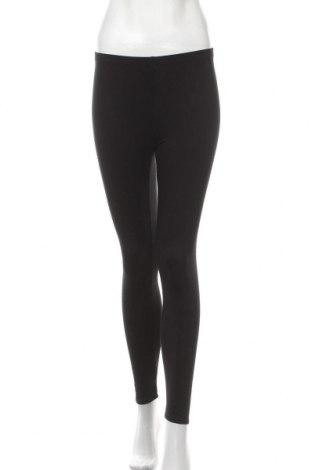 Дамски клин Boohoo, Размер S, Цвят Черен, 95% вискоза, 5% еластан, Цена 8,40лв.
