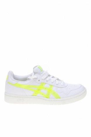 Дамски обувки ASICS, Размер 38, Цвят Бял, Еко кожа, Цена 56,62лв.