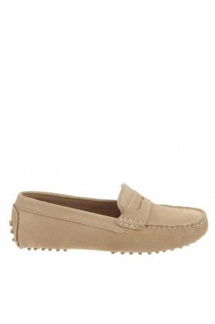 Γυναικεία παπούτσια Charles & Smith, Μέγεθος 38, Χρώμα  Μπέζ, Φυσικό σουέτ, Τιμή 20,06€